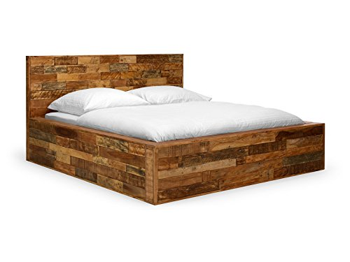 massivum massivum Doppel-Bett