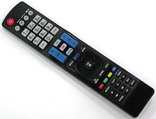 Ersatz Fernbedienung für LG LCD LED TV Fernseher Remote Control / LG20 / 50LN577 50LN5778AEU 50LS350 50LS3500 50LS570 50LS5700 50LS575 50LS5750 50PA450 50PA4500 50PA4500AEB 50PA550 50PA5500 50PB660 50PB660V 50PH660 50PH6608AEU 50PH660S 50PH670 50PH6700 50PH6700.ANR 50PH6708AEU 50PH670S 50PM470 50PM4700 50PM470S 50PM470SZABEBLLJP 50PM470T 50PM471 50PM4710 50PM670 50PM6700 50PM670S 50PM670T 50PM680 50PM6800 50PM680S 50PM680T 50PM970 50PM9700 50PM970S 55EA880 55EA880V 55EA970 55EA970V 55EA980