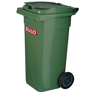 Sulo 1053937 Großmüllbehälter grün MGB 120 Liter grün