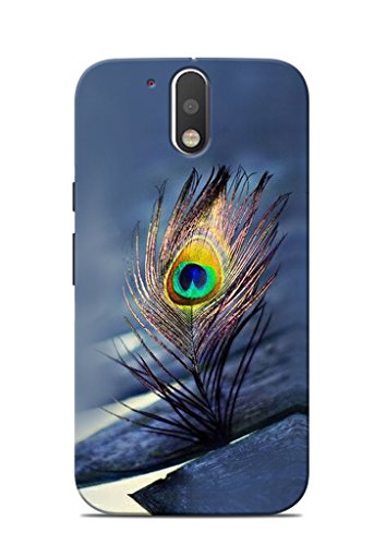 Print Station Printed Back Cover For Motorola Moto G4:: Moto G4 Plus (4th Generation)