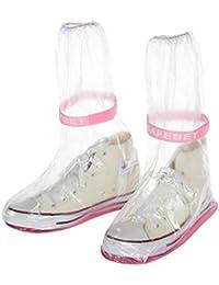 Demarkt 1 Paire Chaussures Antidérapantes Étanches Standard pour Jour De Pluie pour Protéger Les Chaussures