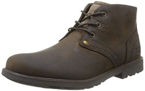 CAT Footwear Men's Carsen Mid Tan Chukka Boots P714209 10 UK, 44...
