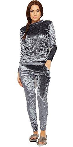 Home ware outlet - Survêtement - Manches Longues - Femme noir * taille unique gris foncé