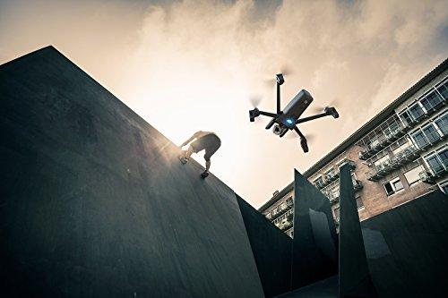 Parrot Anafi Base Drone con Videocamera HDR 4K con Gimbal con Inclinazione a 180°, Nero - 5