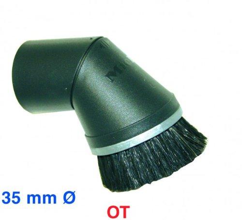 Universal Saugdüse für Staubsauger Bodendüse Düse Ø30-37mm für Bestron Casdon