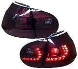 Litec LED Rückleuchten schwarz RV16KLRSY dynamischer Blinker Heckleuchten