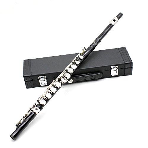 Andoer Flute Traversiere Cupronickel...