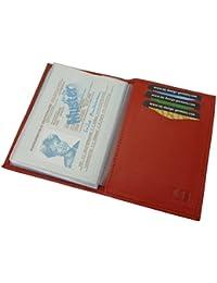 Kalbsleder Ausweis- und Kreditkartenetui MJ-Design-Germany