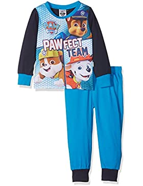Paw Patrol Team, Conjuntos de Pijama para Niños