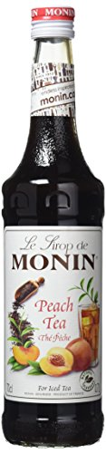 Monin - Peach Tea Thé Pêche Syrup - 700ml