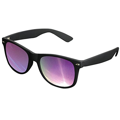 Occhiali da sole MasterDis Likoma Mirror Black/Purple
