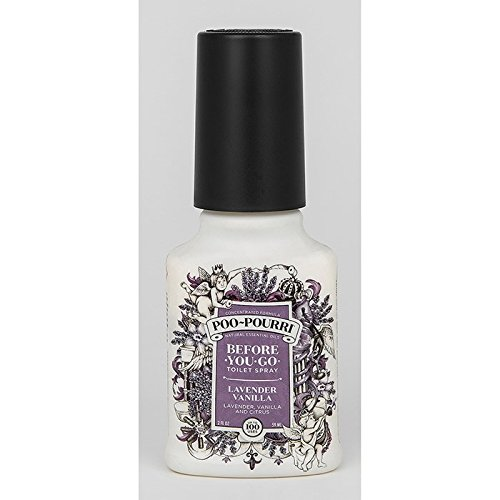 Fancy Dress Au (Poo Potpourri Lavendel Vanille WC-Spray eliminiert Bad Gerüche,)