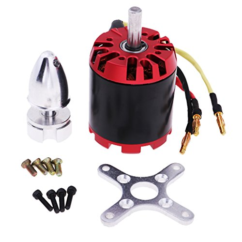 MagiDeal N5065 270kv 1665W Brushless Motor Zubehör für DIY Electric Skateboard