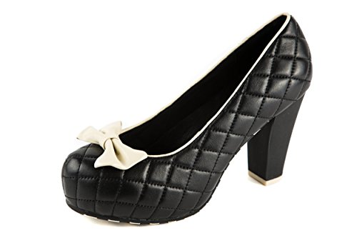 Lola Ramona, Scarpe col tacco donna Nero nero 40 Nero