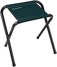 QUECHUA HIKING FOLDABLE FURNISHINGS GREEN