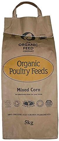 Allen & Page Organic Mixed Corn - 5 kg