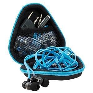 ROCCAT B-Ware by Fiducia Hochwertige in Ear Mini Kopfhörer Tasche Schutztasche für in-Ear Ohrhörer