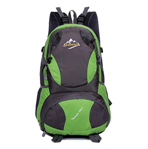 Wmshpeds La moda casual zaino grande e gli studenti delle scuole medie borsa computer borsa zaino di viaggio big bag B