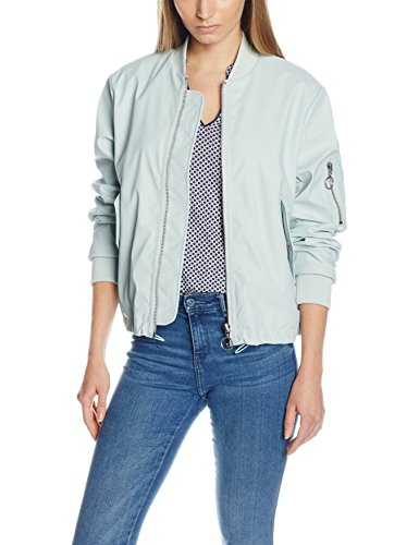 Marc O´Polo Denim Damen Jacke 741005470115, Blau (Mellow Blue 819), Small