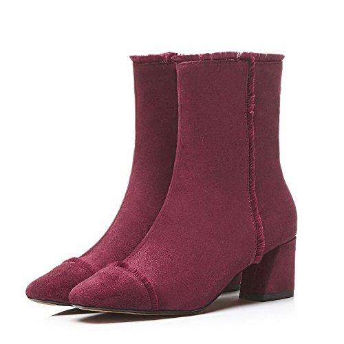 BalaMasa  Abl09500, Sandales Compensées femme red