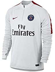 Nike - PSG M DRIL TOP SQD - Maillot