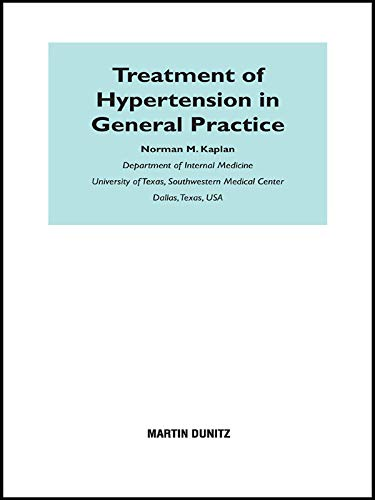 Treatment Of Hypertension In Primary Care (medical Pocketbooks) por Norman Kaplan epub