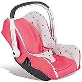 Unbekannt Maxi Cosi Autositz für Puppen bis 42 cm , mit Tragebügel und Staufach • Scandi Design Tragesitz Babyschale Baby Born, Lieferung ohne Puppe