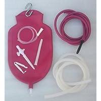 The Perfect Enema Bag Kit for Colon Cleansing With Silicone Hose (1 quart, open top)   Instuction Booklet preisvergleich bei billige-tabletten.eu