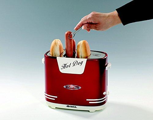 41xP4PwxGFL - Ariete Party Time 186 Hot Dog Maker