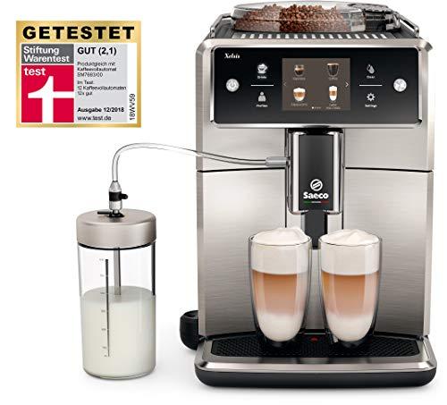 Saeco Xelsis Kaffeevollautomat im Test