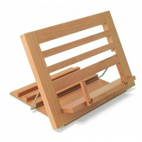That Company Called If Wooden Reading Rest - Atril plegable, madera de...
