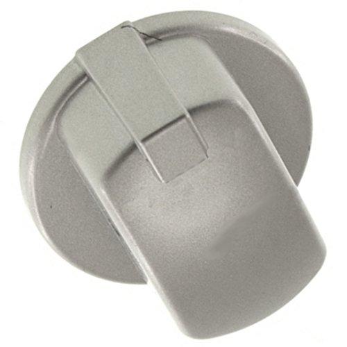 Spares2go mando de control interruptor para Hotpoint cim53kcaixgb horno cocina encimera a gas (dorado/Inox)