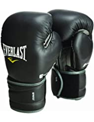 Everlast Protex - Guantes de boxeo, color negro, talla 14oz (L-XL)