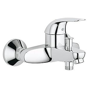 Grohe Start – Grifo para baño y ducha visto, Eco/Swift (1/2″) (Ref. 23270000)