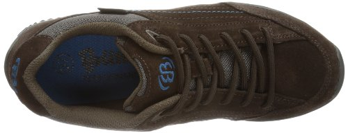 Brütting Racewalk, Chaussures de marche femme Marron - Braun (braun/blau)