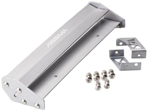 ABSIMA-Aluminium rearwing 1: 10165mm Double gunmetal (2320009)