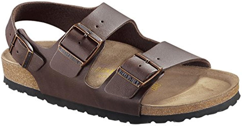 BIRKENSTOCK Milano Herren Strand Slide Zurück Schnalle Sandale Strand Schuh Schuhe