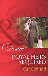 Royal Heirs Required (Mills & Boon Desire) (The Sherdana Royals, Book 1) (The Sherdana Royalty)