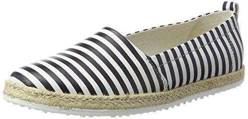 Marc Shoes Emily, Espadrilles femme Weiß (Weiß)