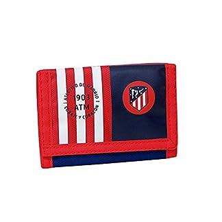 41xPDaohBYL. SS324  - Atlético de Madrid 2018 BR-231-ATL Monedero, 13 cm