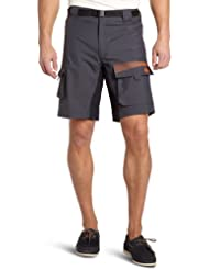 TBS Technisynthese : - Pantalones cortos, color gris, talla L