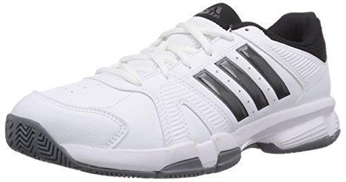 adidas Barracks F10 Herren Sneakers Weiß (Ftwr White/Iron Met./Vista Grey S15)