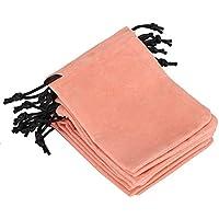 Bolsa de almacenamiento Organizador cosmético Bolsas de terciopelo Bolsas de regalo Embalaje de joyas