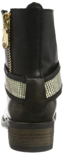 Maruti 66 1078 Damen Limonce black Stiefel A00 01 Schwarz Leather p7pn4rxw