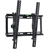 BPS- Soporte para TV Pared de 32-55 Pulgadas de Pantalla Plana(LED LCD Plasma), Máx Vesa 400x400, Capacidad de Carga hasta 55kg