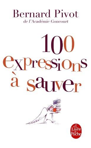 100 expressions  sauver