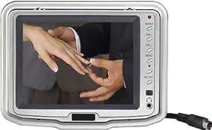 Ecran de contrôle HD 5 pouces 13 cm 2 entrées video