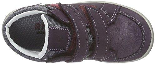 Ricosta Helen, Baskets Basses Fille Violet - Violett (blackberry/amethyst 381)