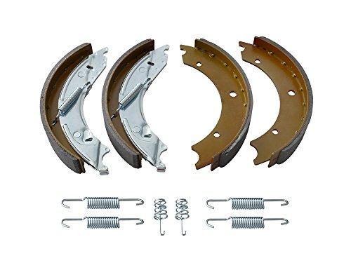 LAS 10704 Bremsbackensätze für Knott, S. Typenliste, 250 x 40