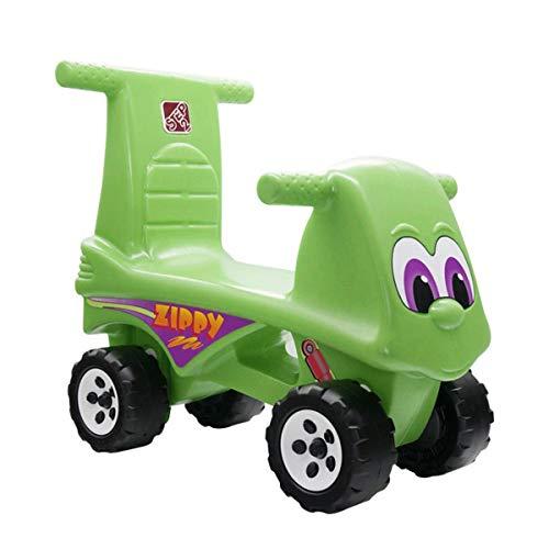 Two-in-One-Walker Vierrader Für Kinder Kann Auf Einem Kinderwagen Sitzen Schiebe-Spielzeug Kann Sitzen Und Schieben Two-in-One-Multifunktionsgerät -